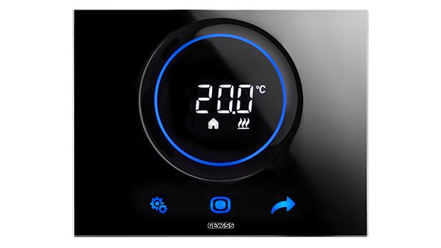 Termostato domotico Thermo ICE Wi-fi di Gewiss