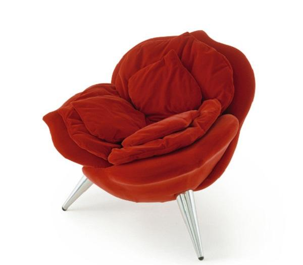 Rose Chair di Edra