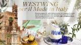 Westwing sostiene il Made in Italy