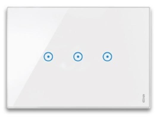 Interruttori touch screen Linea Nea-touch serie bianca Simon Urmet