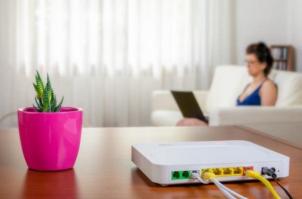Modem e connessione internet