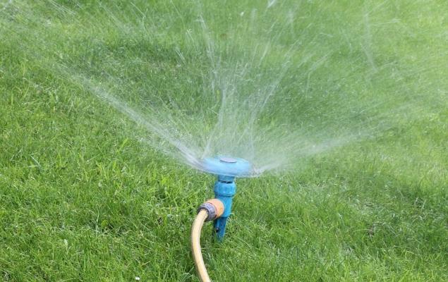 Casa al mare e verifica impianti di irrigazione