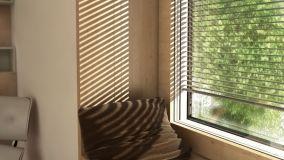 Doppia finestra in legno e alluminio HV450, la novità di Internorm