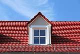 L'abbaino è un tipo di finestre sulle coperture degli edifici