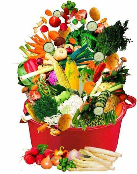 Cuocere alimenti al microonde