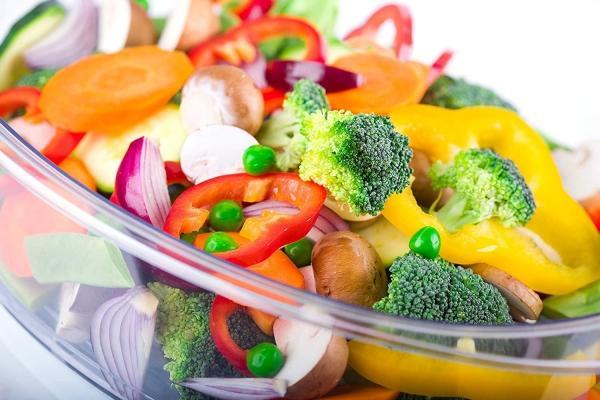 Cottura alimenti al microonde