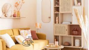 Arredare casa e giardino con i tenui colori pastello