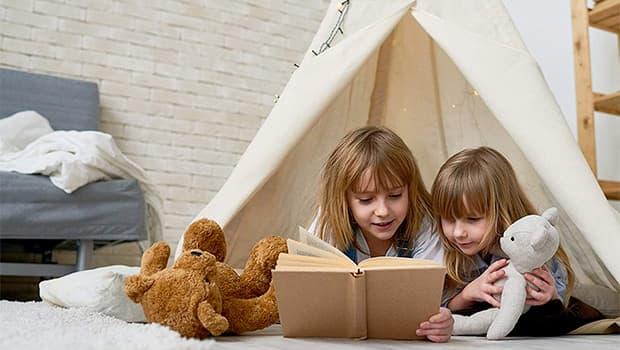 Tenda da gioco per bambini - AMAZON