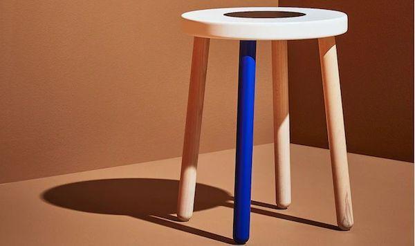 Sgabello in legno Förnyad - Foto by Ikea