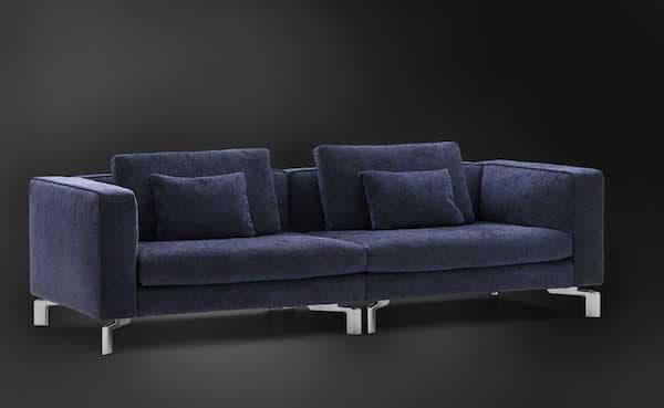Divano Tay - Design Massimo Castagna, foto by Flou