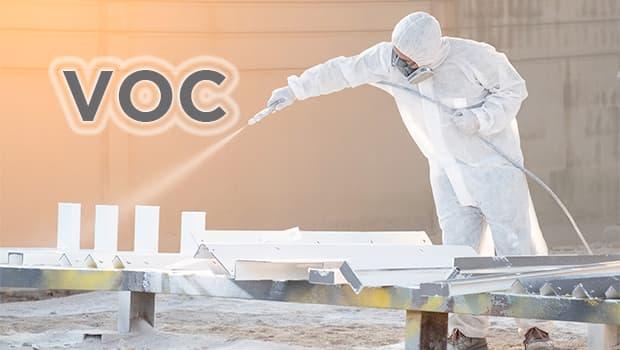 VOC: Volatile Organic Compounds