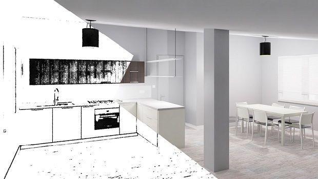 Idee per progettare una cucina low cost