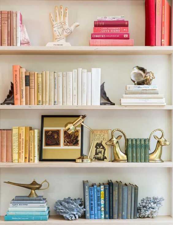 Ordinare la libreria, da vixi.com