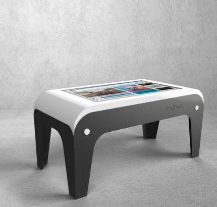 Karisma, tavolo interattivo di Oemkioks