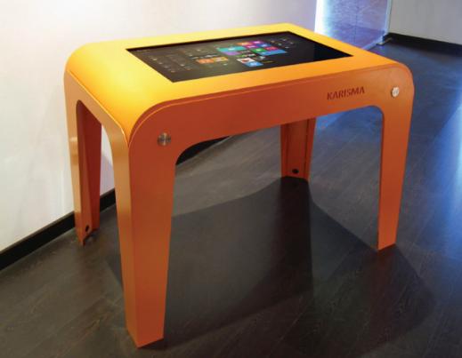 Karisma Kids, tavolo interattivo per bambini