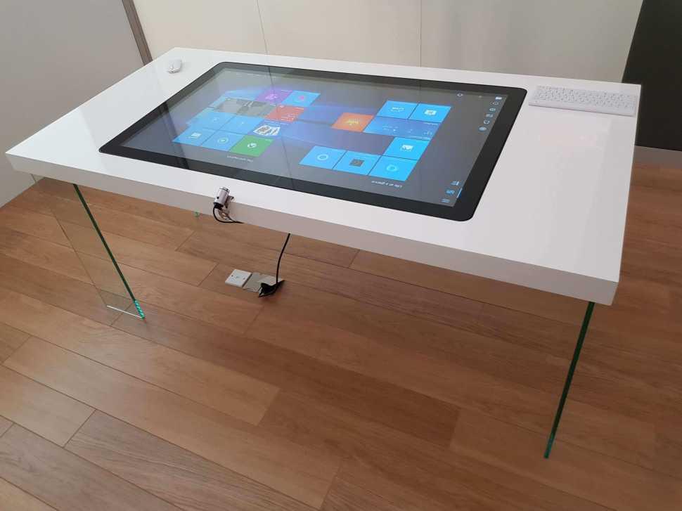 Tavolo interattivo touch screen Pro Display