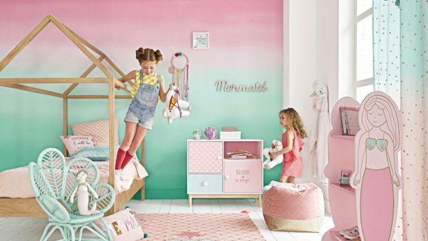 Colore e fantasia per le tende nella cameretta dei bambini
