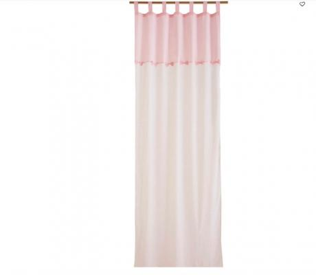Tende rosa e bianche by Maison du Monde