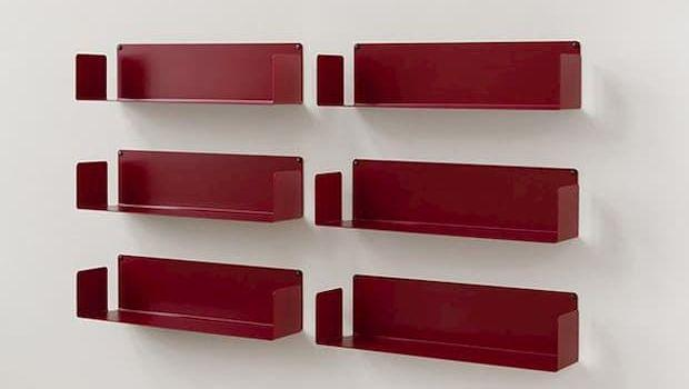 accessori in legno per fissare mensole al muro