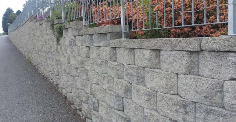 Muro di contenimento Splitata Rockwood - Ferrari BK