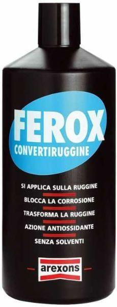 Ferox, il convertiruggine di Arexons