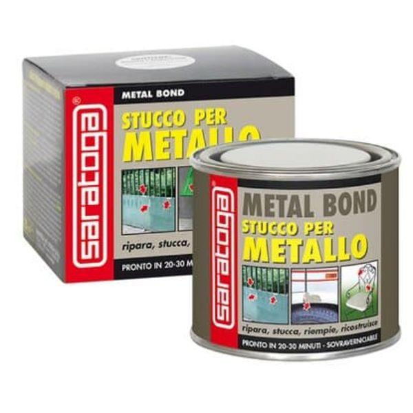 Metal Bond, stucco per ferro di Saratoga