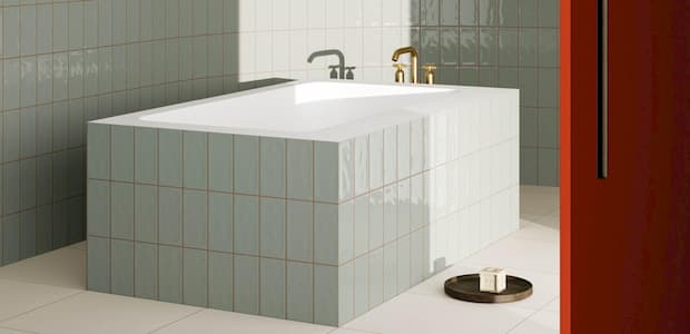 Progettare arredamento casa a contrasto - Ceramica Vogue