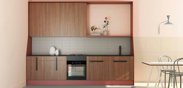 Disegna la tua casa usando fughe a contrasto - Ceramica Vogue in cucina