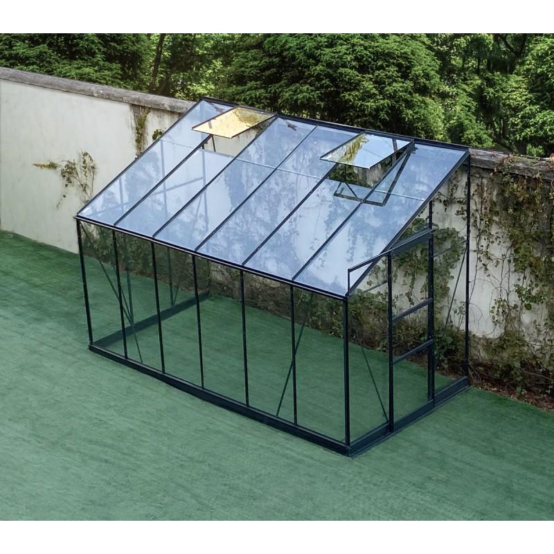Serra solare prefabbricata, Green Protect