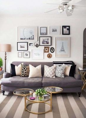 Palette colori: tante sfumature di grigio