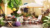 Proteggere i mobili da giardino