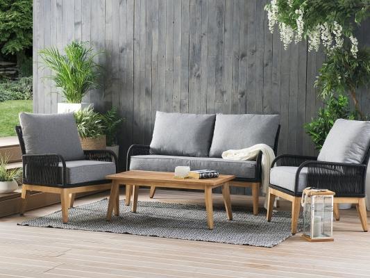 Set da giardino modello Merano by Beliani
