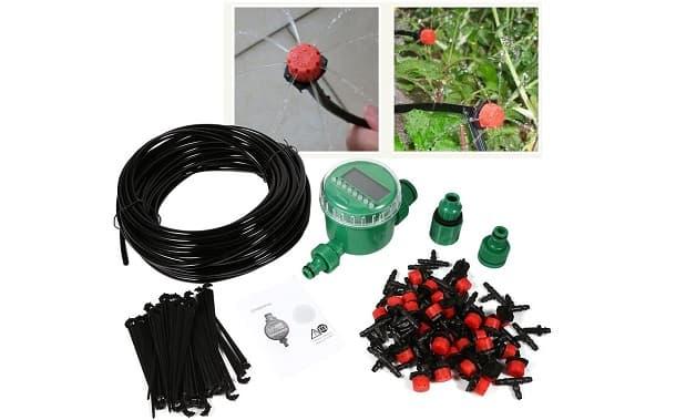 Kit irrigazione a goccia Sprinkler da Amazon