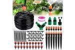 Irrigazione a goccia kit Emooqi da Amazon