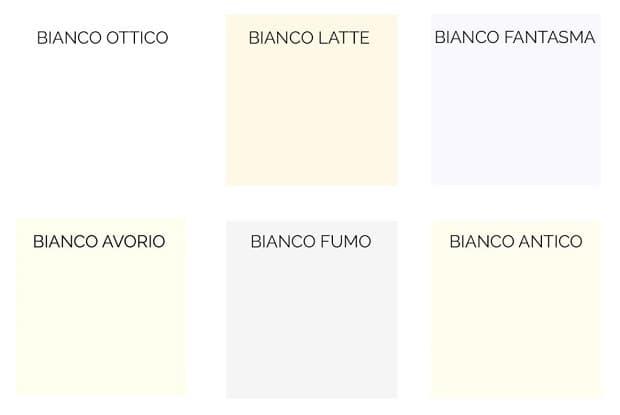 Gradazioni di bianco, da itamoby.com