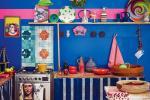 Toni accesi in una casa messicana, da livingetc.com