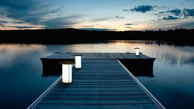 Lampada portatile, l'illuminazione arriva in ogni angolo della casa