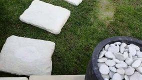 Pavimentare il giardino con idee fai da te e materiali naturali