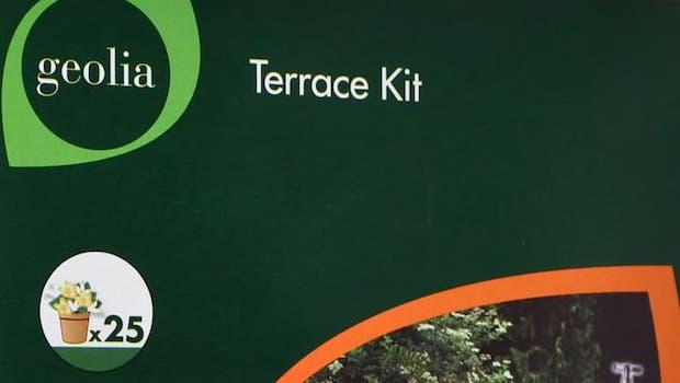 Irrigatore fuori terra Terrace Kit - Foto by Geolia