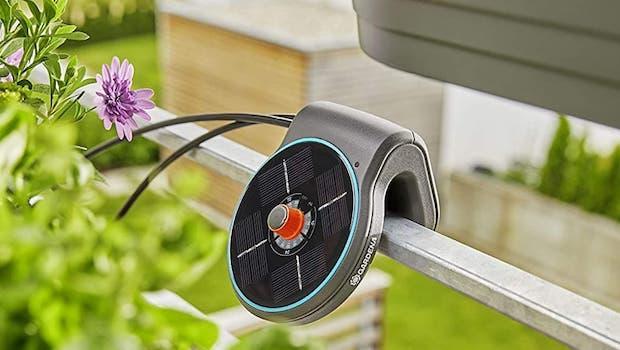 Irrigatore per balconi Aquabloom - Foto by Gardena