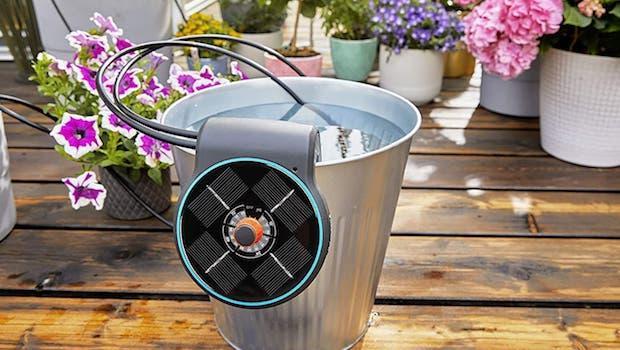 Irrigatore per esterni Aquabloom - Foto by Gardena