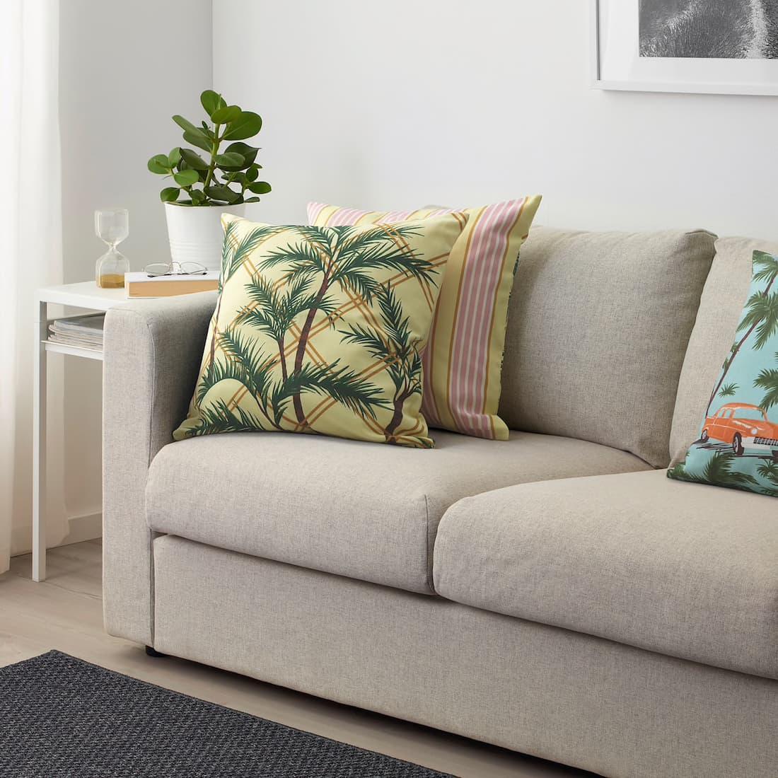 Fodere per cuscino SOMMAR 2020 - Design e foto by Ikea