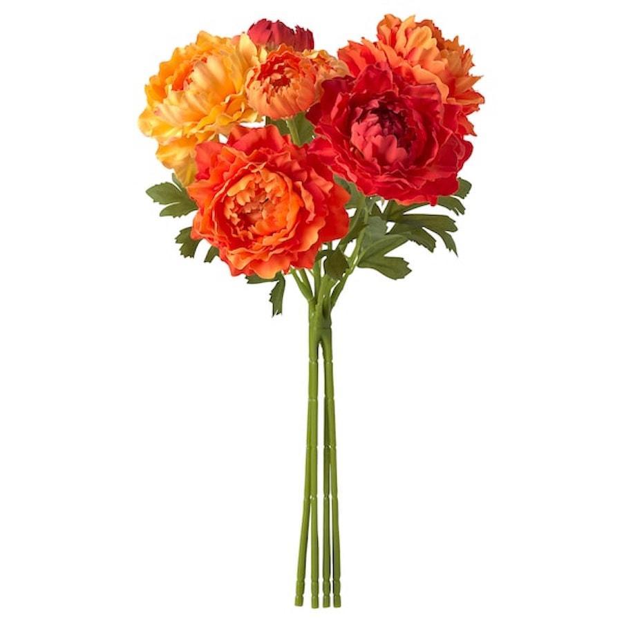 Bouquet artificiale SMYCKA - Design e foto by Ikea