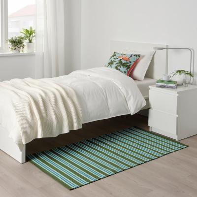 Tappeto a tessitura piatta SOMMAR 2020 - Design e foto by Ikea