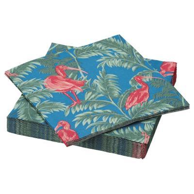 Tovaglioli di carta multicolore SOMMARLIV - Design e foto by Ikea