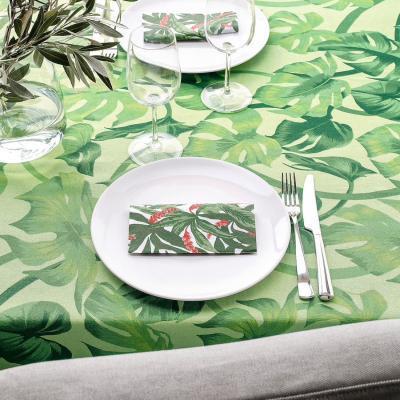 Tovaglioli di carta e tovaglia SOMMARLIV - Design e foto by Ikea
