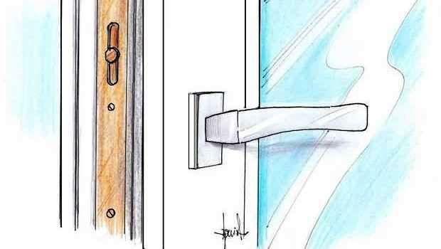 Come funzionano le maniglie per porte interne e finestre