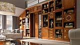 Wall unit in the old marine style Wall by Caroti
