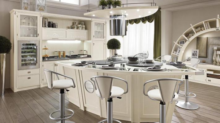 Cucina in stile marinaro di Caroti