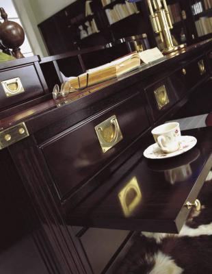 Dettagli dei mobili in stile nautico de Il Vascello